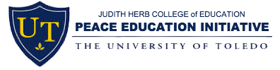 Peace Education Initiative - The University of Toledo - Judith Herb College of Education