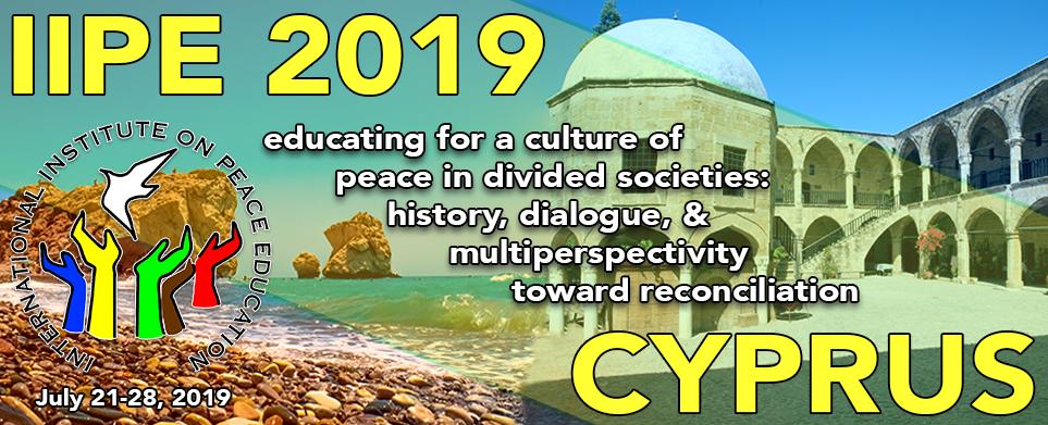 IIPE 2019: Cyprus!